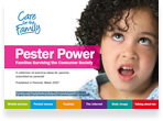 Pester Power - Families Surviving the Consumer Society