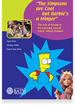 The Simpsons are Cool but Barbie's a Minger